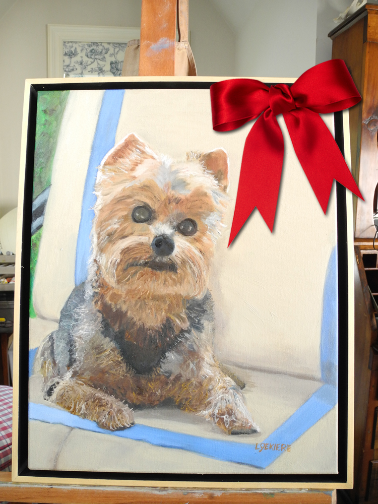 Pet Portrait Gift
