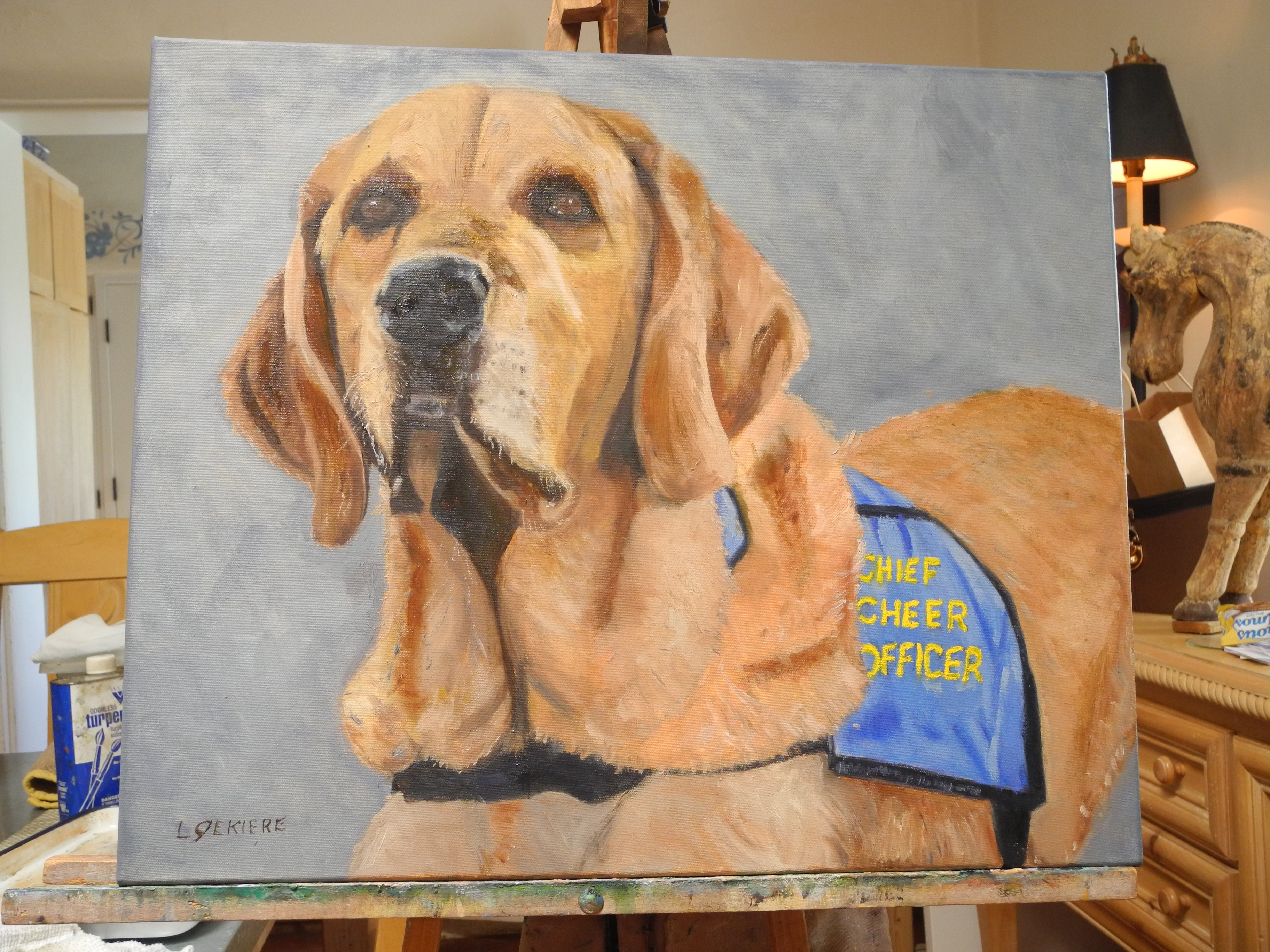 Shiloh Painting 1